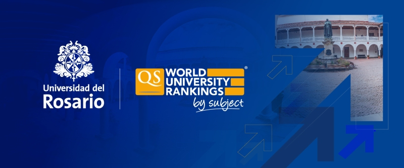 La Universidad del Rosario se destaca en el Ranking QS by Subject 2021