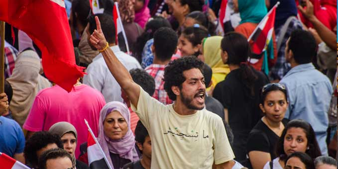 Challenges and solutions for addressing psychological trauma in the aftermath of revolution in Egypt